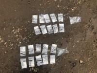 В Ленинградской области задержан подозреваемый в незаконном обороте наркотиков