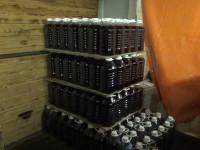 В Санкт-Петербурге полиция обнаружила подпольное производство алкоголя