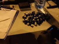В Петербурге сотрудники дорожной полиции задержали мужчину, перевозившего наркотики